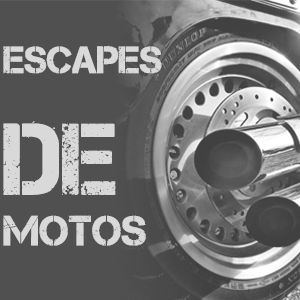 Escapes de motos