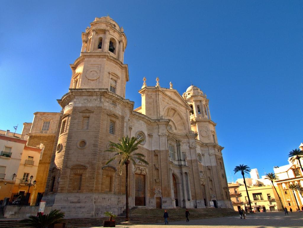 Catedral en Cadiz