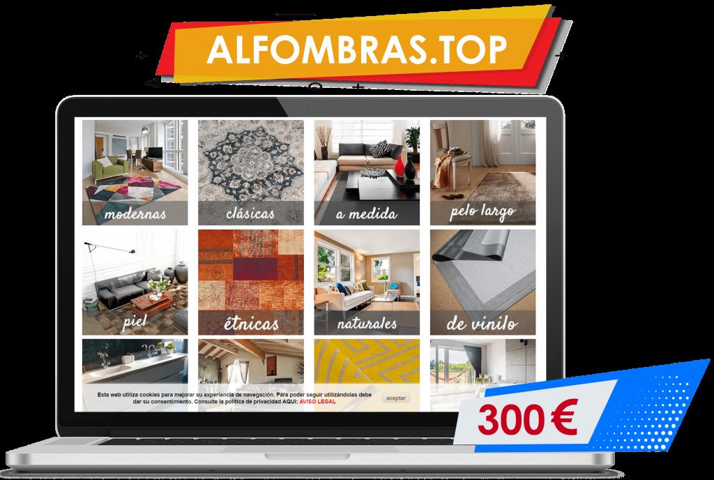 Comprar dominio alfombras.top