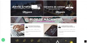 Blog Macniacos