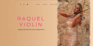 Conoce a Raquel Violin