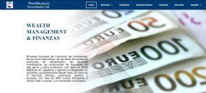 Punto partida worldBusiness Investment Ltd