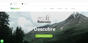 Punta de partida Naturvans