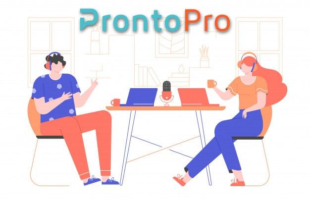 Entrevista en Prontopro