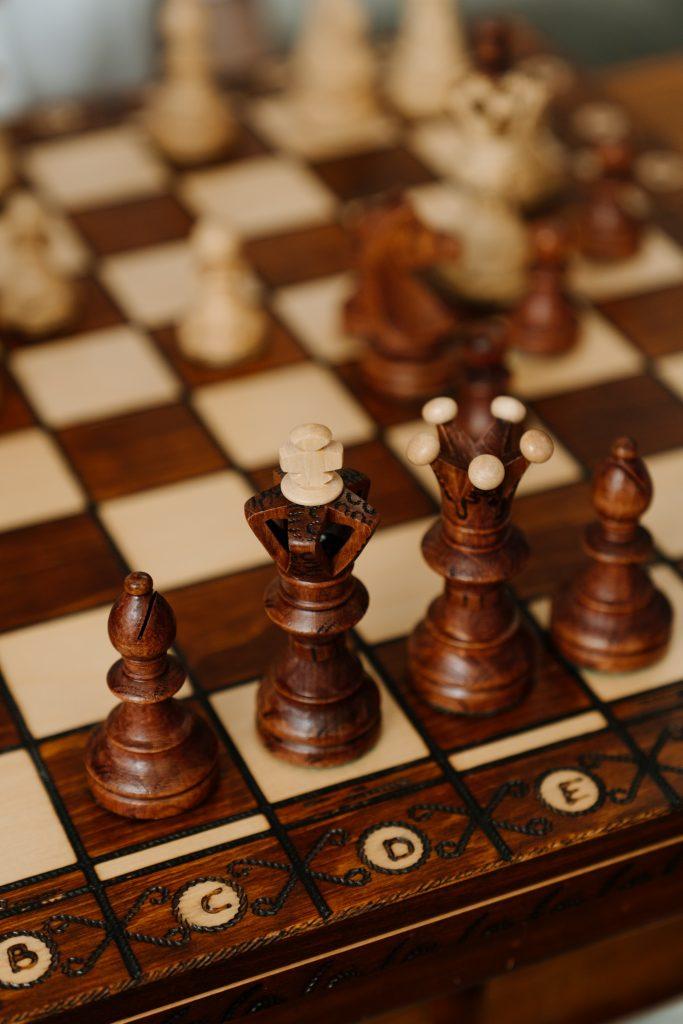 El ajedrez tiene su rey y el marketing digital también: el contenido.